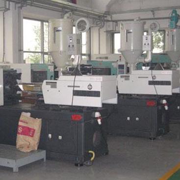 北京莱比德精密模具生产厂房