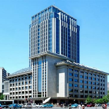 天津市土地交易市场工程